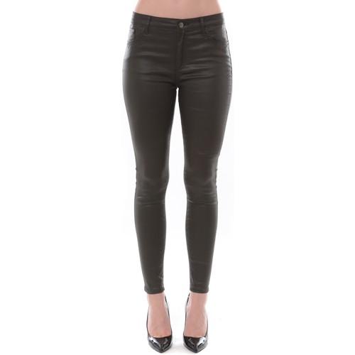 Vêtements Femme Pantalons 5 poches Comme Des Garcons Jean Love Denim Kaki 123P16H-3 Vert
