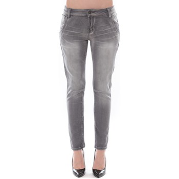 Vêtements Femme Jeans slim Comme Des Garcons Jean Boy Friend  Denim Avenue Gris 15HP009-2 Gris