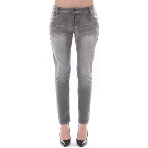 Vêtements Femme Jeans slim Comme Des Garcons Jean Boy Friend  Denim Avenue Gris 15HP009-2 Gris
