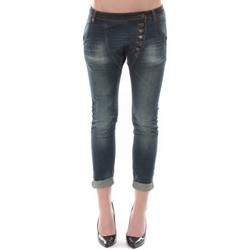 Vêtements Femme Jeans 3/4 & 7/8 Dress Code Jean Remixx Bleu Brut RX862 Bleu