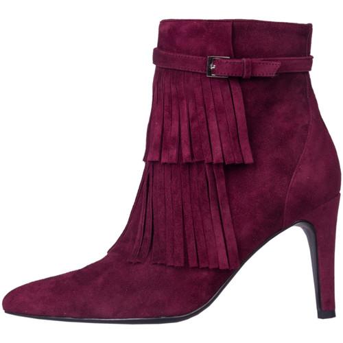 Kesslord ANITA ELLA_GV_BX Rouge - Chaussures Bottine Femme