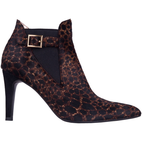 Chaussures Femme Bottines Kesslord ANITA ESTEL_PAN_MR Marron