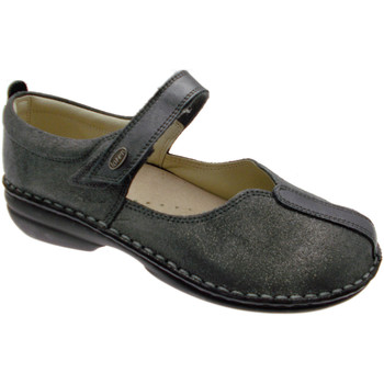 Chaussures Femme Ballerines / babies Calzaturificio Loren LOM2626gr grigio