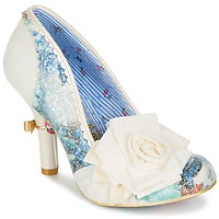 Chaussures Femme Escarpins Irregular Choice WASHINGTON Blanc