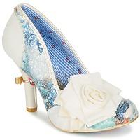 Chaussures Femme Escarpins Irregular Choice WASHINGTON Blanc