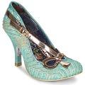 Chaussures Femme Escarpins Irregular Choice BUBBLES Vert menthe
