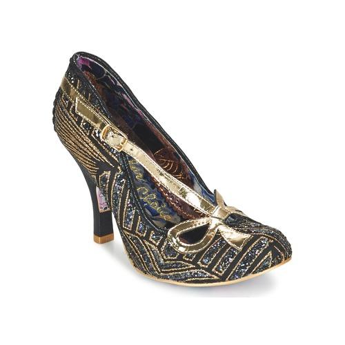 Chaussures Femme Escarpins Irregular Choice BUBBLES Noir
