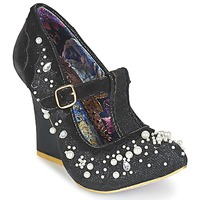 Chaussures Femme Escarpins Irregular Choice JUICY JEWELS Noir