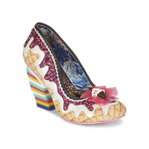 Chaussures Femme Escarpins Irregular Choice SWEET TREATS Multicolore