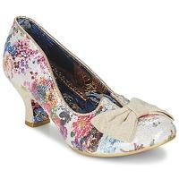 Chaussures Femme Escarpins Irregular Choice DAZZLE RAZZLE Blanc