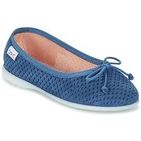 Chaussures Fille Ballerines / babies Citrouille et Compagnie GERRAGO Bleu