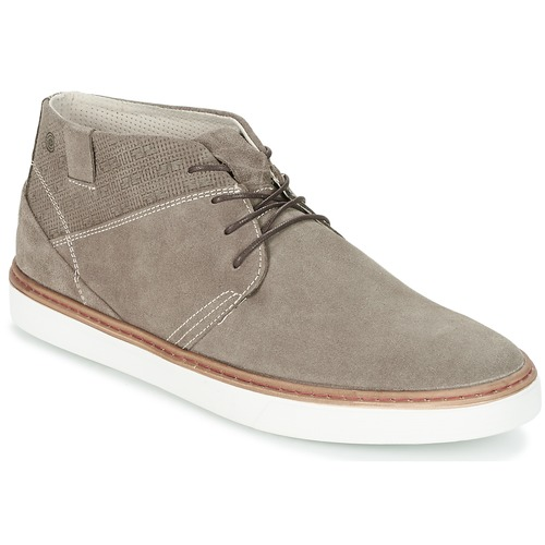 Chaussures Homme Boots Casual Attitude GEROM Taupe