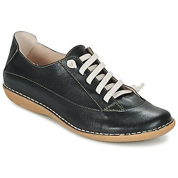 Chaussures Femme Derbies Casual Attitude GERALD Noir