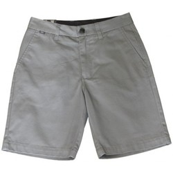 Vêtements Garçon Shorts / Bermudas Fox Short  Boys Essex - Gunmetal Gris