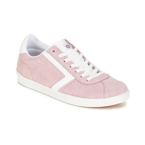 Chaussures Femme Baskets basses Yurban GUELVINE Rose