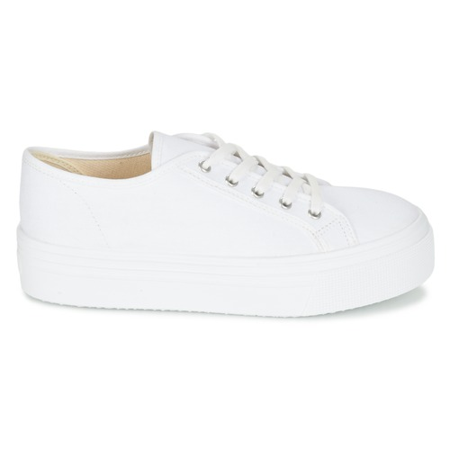 Basses Supertela Yurban Femme Baskets Blanc uK3TJ5l1cF