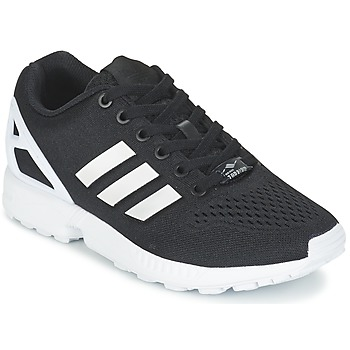 Chaussures Baskets basses adidas Originals ZX FLUX EM Noir