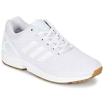 Chaussures Homme Baskets basses adidas Originals ZX FLUX Blanc