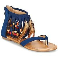 Chaussures Femme Sandales et Nu-pieds Moony Mood GETOULA Bleu