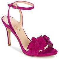 Chaussures Femme Sandales et Nu-pieds Fericelli GLAM Violet