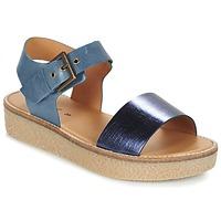 Chaussures Femme Sandales et Nu-pieds Kickers VICTORY Bleu