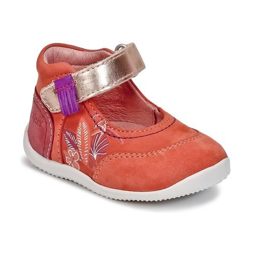 Kickers Ballerines enfant BIMAMBO Kickers soldes psq7js1rXl