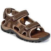 Chaussures Homme Sandales et Nu-pieds Caterpillar GILES Marron