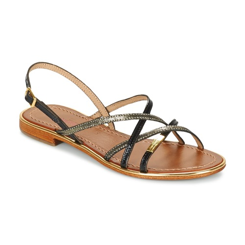 Chaussures Femme Sandales et Nu-pieds Les Tropéziennes par M Belarbi BELLE Noir