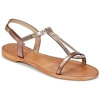 Chaussures Femme Sandales et Nu-pieds Les Tropéziennes par M Belarbi HAMAT Bronze