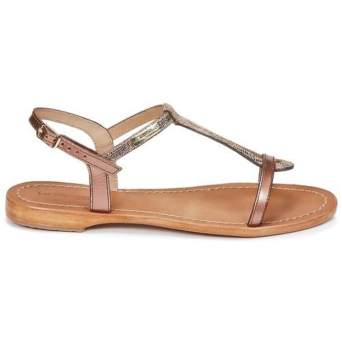Tropéziennes M Sandales pieds Par Et Hamat Bronze Nu Belarbi Femme Les UpLzGSMjqV