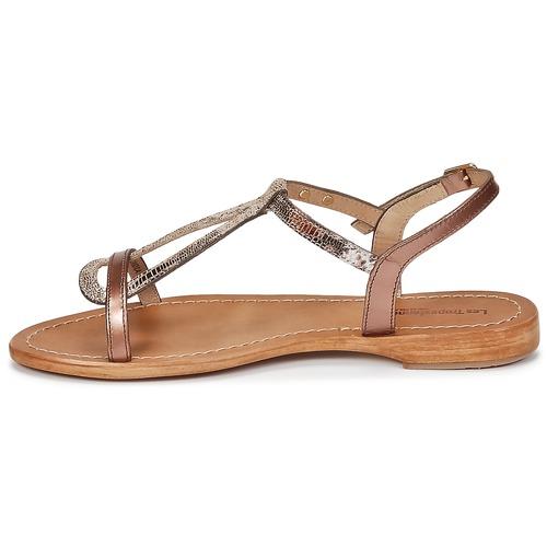 Belarbi Par pieds Nu Hamat Femme Et Sandales M Les Tropéziennes Bronze VzMpqSU