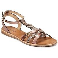 Chaussures Femme Sandales et Nu-pieds Les Tropéziennes par M Belarbi HAMS Bronze