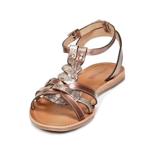 Femme Tropéziennes M Sandales Hams Par Les Nu Et Belarbi Bronze pieds Aj4R53Lq