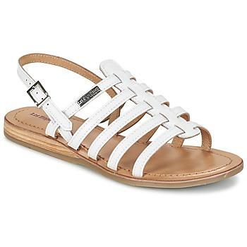 Chaussures Femme Sandales et Nu-pieds Les Tropéziennes par M Belarbi HAVAPO Blanc