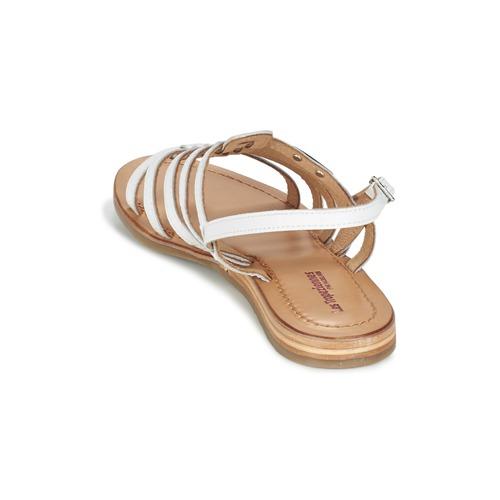 Par Sandales M Nu Les Havapo Femme Et pieds Tropéziennes Blanc Belarbi Jc3FuTKl15