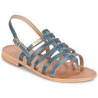 Chaussures Femme Sandales et Nu-pieds Les Tropéziennes par M Belarbi HERIBER Bleu