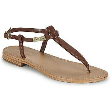 Chaussures Femme Sandales et Nu-pieds Les Tropéziennes par M Belarbi NARVIL Marron