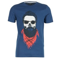 Vêtements Homme T-shirts manches courtes Jack & Jones TRICK ORIGINALS Marine