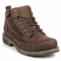 Chaussures Homme Boots Skechers SHOCKWAVES REGIONS Marron