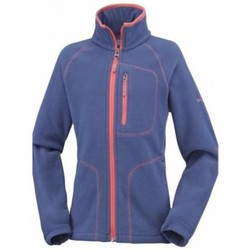 Vêtements Enfant Polaires Columbia Polaire  Fast Trek Ll Full Zip Bluebell Co Bleu