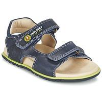 Chaussures Garçon Sandales et Nu-pieds Pablosky GARMINOUTE Bleu