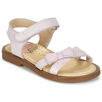 Chaussures Fille Sandales et Nu-pieds Pablosky SELMIE Rose