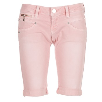 Vêtements Femme Shorts / Bermudas Freeman T.Porter BELIXA NEW MAGIC COLOR Rose