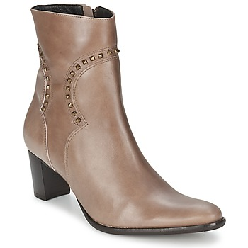 Bottines / Boots Betty London GRELOT Taupe 350x350