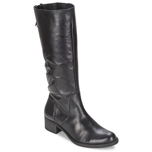 Chaussures Femme Bottes ville Betty London GRECIA Noir