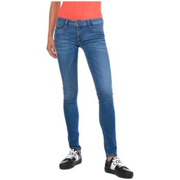 Vêtements Femme Jeans slim Kaporal Jeans  Zenia Moos Bleu