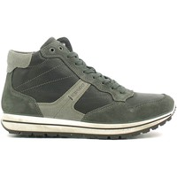 Chaussures Homme Baskets montantes Igi&co 6679 Sneakers Man Gris