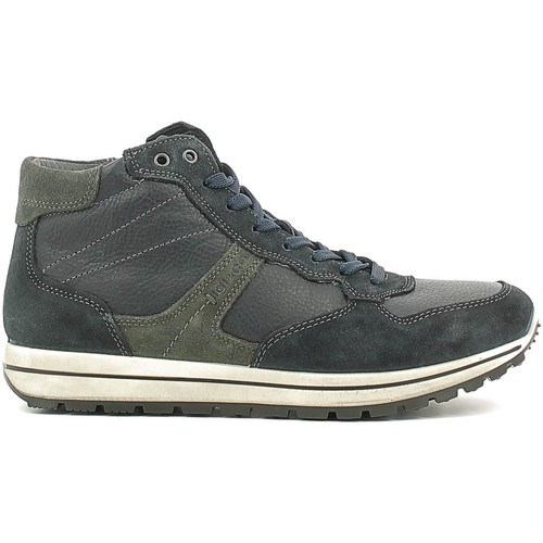 Chaussures Homme Baskets montantes Igi&co 6679 Sneakers Man Notte Notte