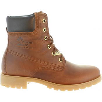 Chaussures Femme Boots Panama Jack PANAMA 03 B168 Marr?n