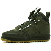 Chaussures Homme Baskets montantes Nike Lunar Force 1 Sneakerboot Medium Olive